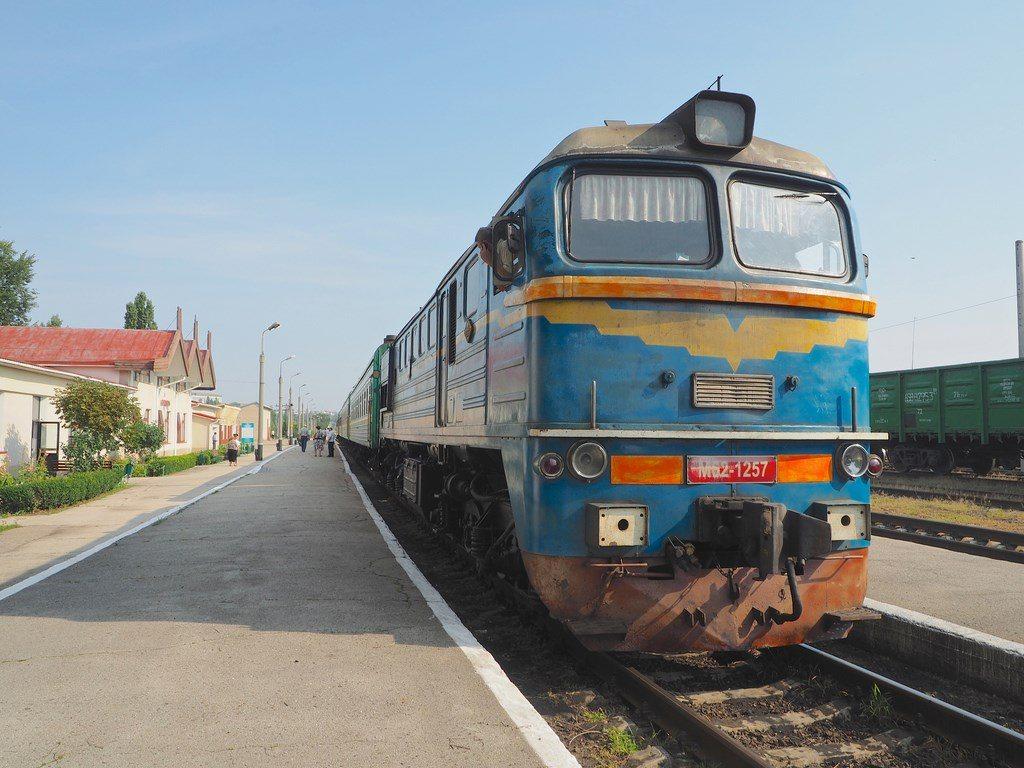 Ekstraordynaryjny Sylwester w Naddniestrzu 2014