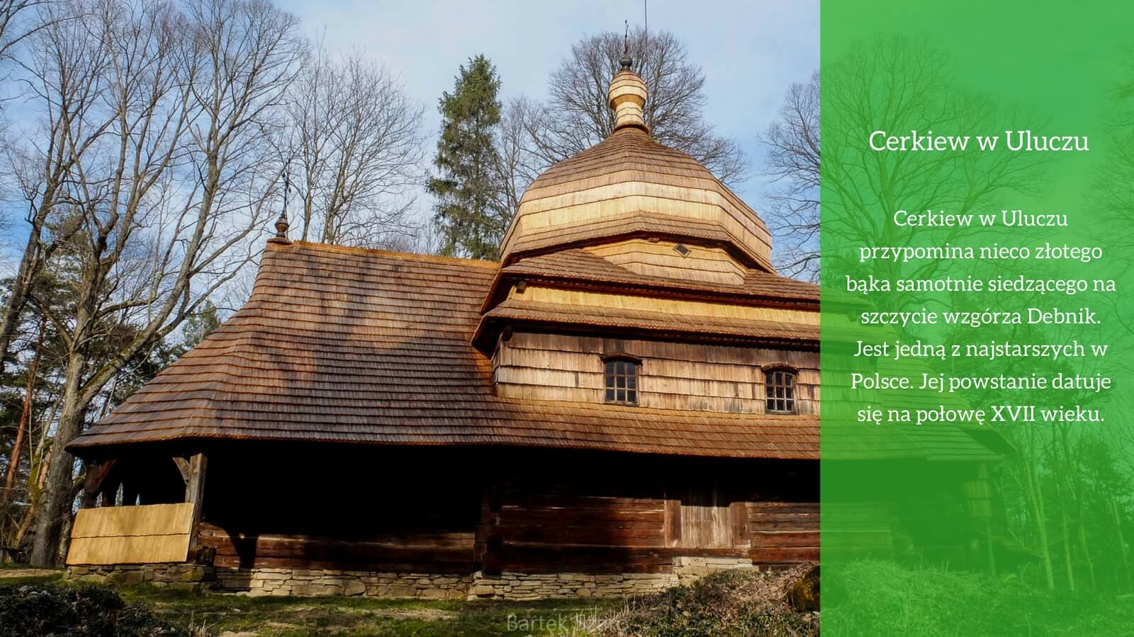 drewniane zabytki polski