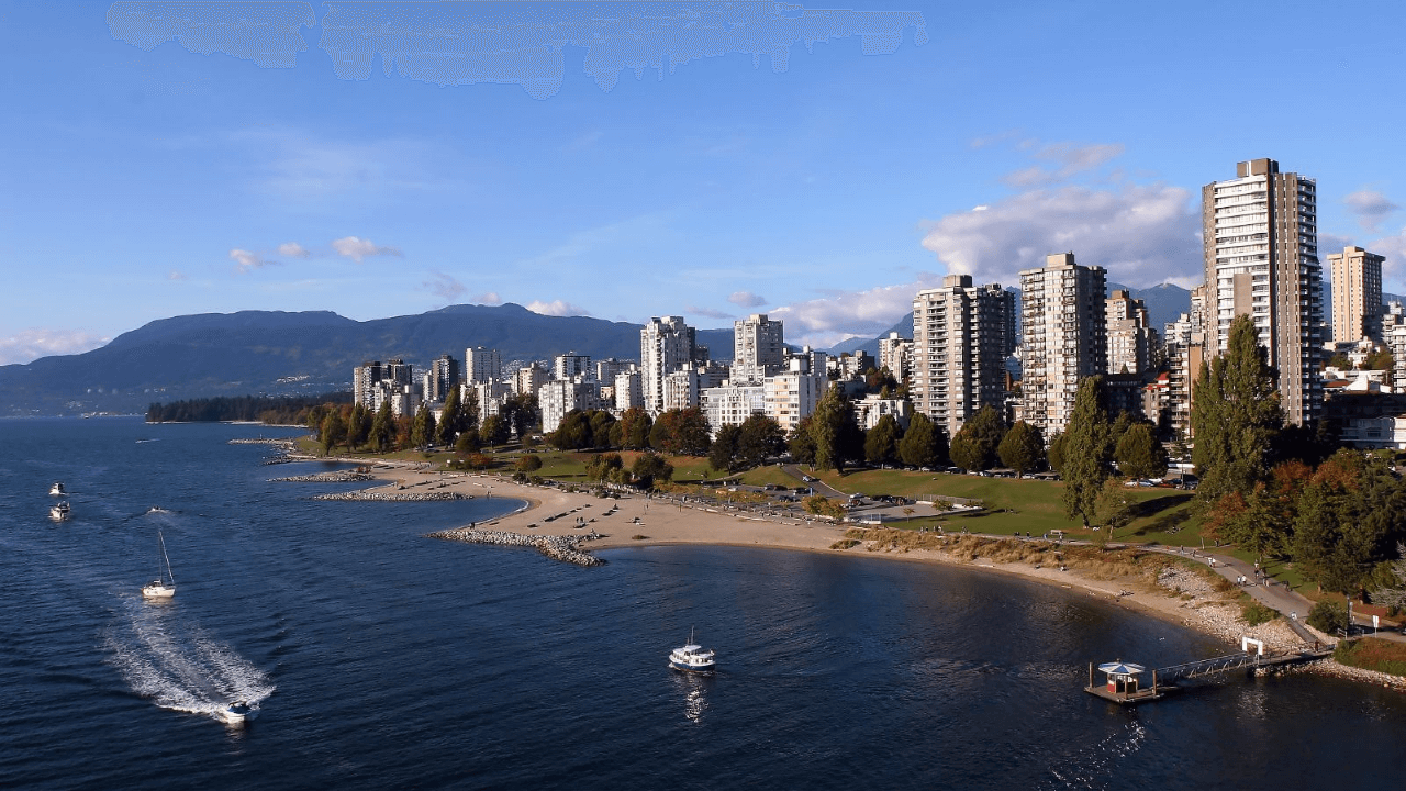 Miasta na budżecie – Vancouver #8