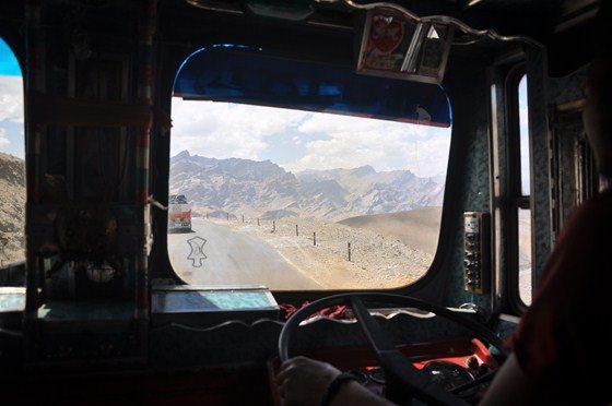 Droga ze Srinagaru do Leh 2/2