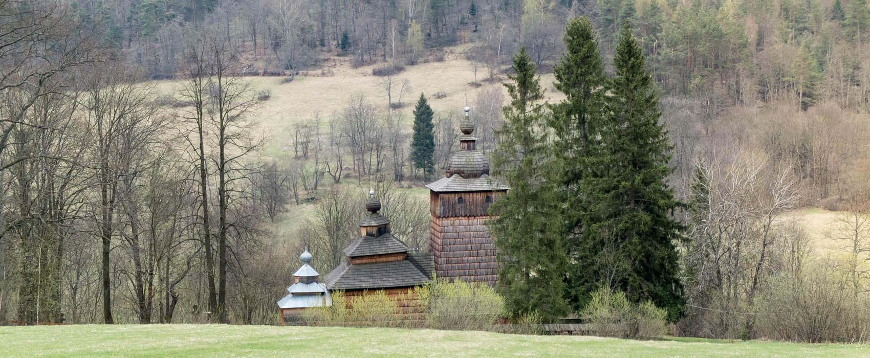 Cerkwie Beskidu Niskiego. Czy wkrótce usłyszy o nich cały świat?